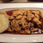 Chicken Teriyak