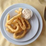 Calamars frits
