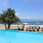 Beach club - breathtaking