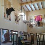 Bullfighting memorabilia