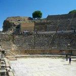 L'amphithétre