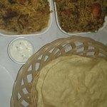 Fish & Chicken Biryani