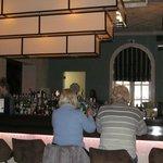 Bar area before rennovation