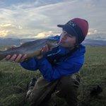 Fishing with Fernando