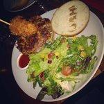 Mr Hyde burger!! Yummy :)