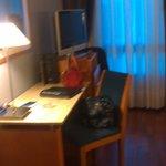 escritorio del dormitorio