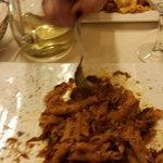 Pasta con le sarde (Sardelle di lago)