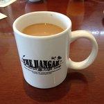 Hangar coffee mug