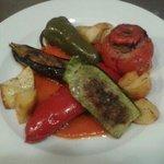 Légumes de Provence farcis