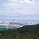 Vistas a Santander desde Cabarceno