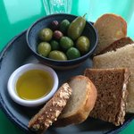 Olives and Bread Lovely