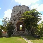 The sugar mill