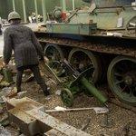 T-38 & Red Machine Gun