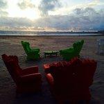 Salon de plage