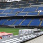 Stadion og banen