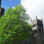 Fotografia ripresa dalla piazza antistante la cattedrale
