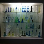Pressed Glass Display