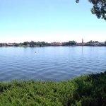 Panorama round the lake