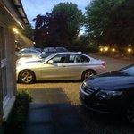 Front carpark