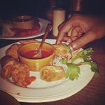 Chicken Spring Rolls - Gufha Restaurant