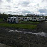 Touring Caravan Area