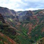 waimea canyons