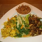 curried and jerk conch