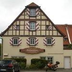 """Gaststätte """"Landwehr-Bräu"""" in Reichelshofen"""