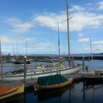 Port Townsend is a fantastic boating town.