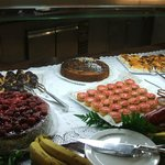Choice of Sweets/Desserts