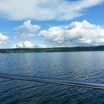 Gorgeous sailing