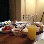 Included Breakfast