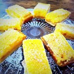 Lemon Bars -Delicious !!