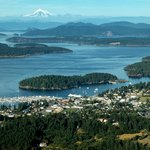 Friday Harbor and the San Juan Islands