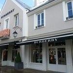 Boutique burberry
