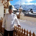 lo chef Luciano