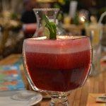 Jamaica Juice