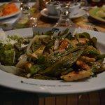 Chicken & Cactus Fajitas