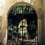 So many beautiful arches & gates.