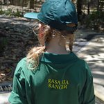 The kids get a shirt and hat to keep as a memory of teh ranger program!