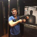 Me at Strip Gun Club