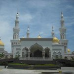Sultan Haji Hassanal Bolkiah Masjid (The Grand Mosque in Cotabato City)