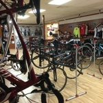 Dr. J's has Road, Hybrid and Mountain Bike Rentals.
