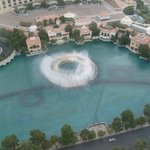 Nice view - Bellagio Fountains