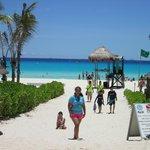 Playa del Hotel Sandos