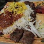 Beef kobedeh kabab