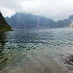 closer look at lake water