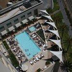 Omni San Diego pool