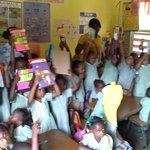 Operation: HelpJamaica donating suppliesat Kendal Basic School www.gofundme.com/operationhelpjam