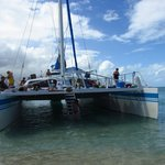 East Wind catamaran